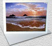 lanikai-sunrise-card