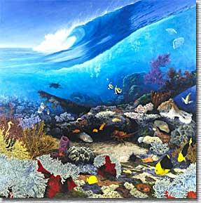 reef-break