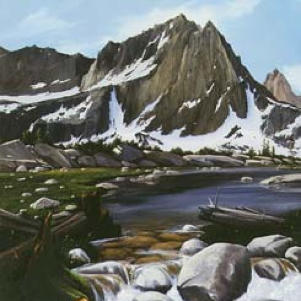 SPRING THAW 40″X30″